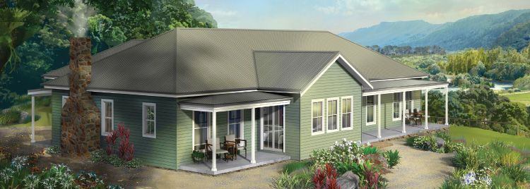 The Barrington Facade Paal Kit Homes Offer Easy To Build Steel Frame Kit Homes For The Owner Builder And Have Displa Kit Homes Steel Frame House House Prices