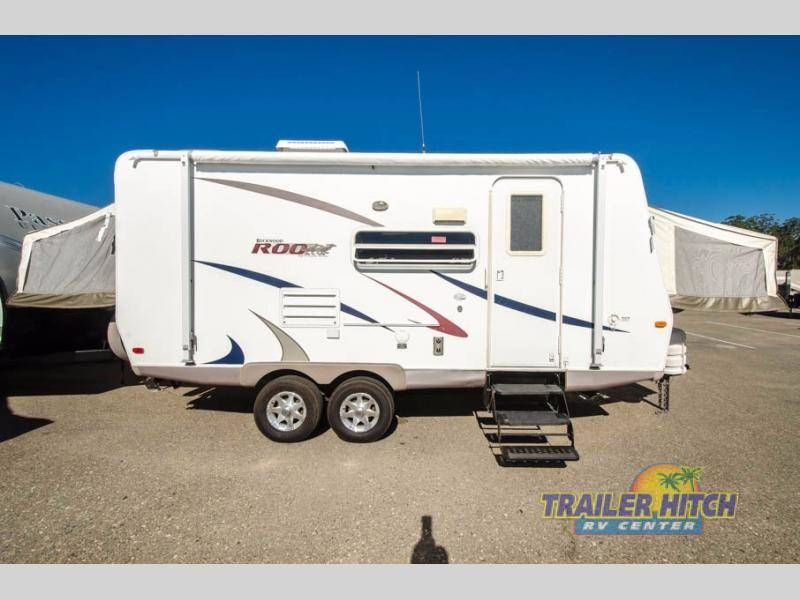 2007 Forest River Rockwood Roo 23ss For Sale Nipomo Ca Rvt
