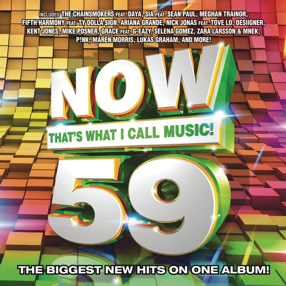 Now 59, Pop Music