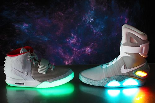 gsfsefm Shoes on | Hype shoes, Nike air mag, Sneakers fashion