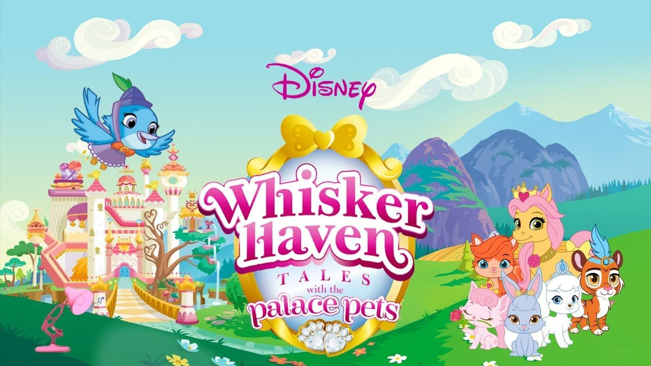 910 Whisker Haven Tales With The Palace Pets Disney Junior Spoof Pixar L