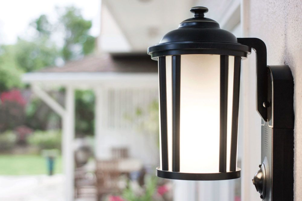 How To Add A Motion Sensor To Existing Outdoor Lights Security