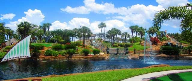 Jungle golf fort myers beach fl mini golf family f for Best places for mini vacations
