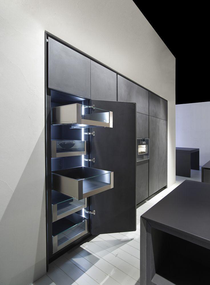 cocina con armario empotrado (2) | Casa que gusta | Pinterest ...