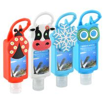 Bulk 1 Oz Hand Sanitizers With Silicone Wraps At Dollartree Com