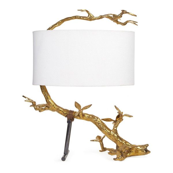 Tree Branches · Kyoto Table Lamp ($3,200) ❤ Liked On Polyvore Featuring  Home, Lighting, Table