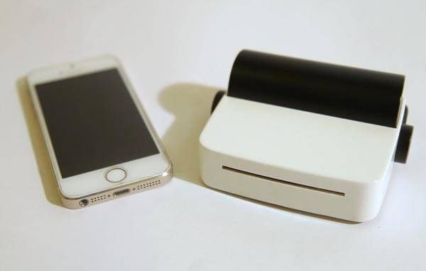 droPrinter Portable Printer for Smartphones | Cool gadgets
