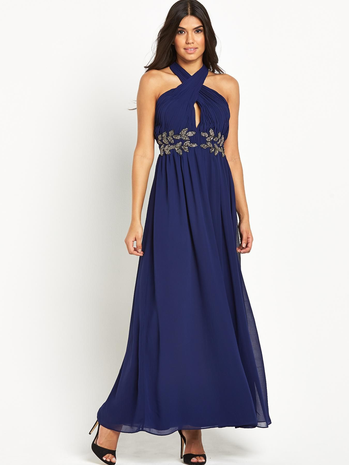 Littlewoods dresses for weddings  Pin by hung le on Larissa Schmidt Fashions  Pinterest  Halter maxi