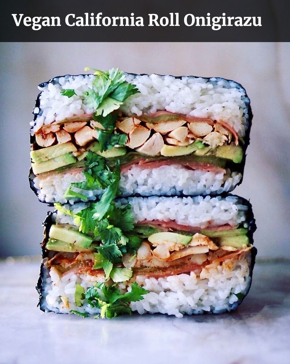 Asianrecipes Asian Recipes Sushi The Far Eastern People Who Also Reflect The Difference In Their Lifesty Sushi Sandwich Vegan Sushi Vegan Asian Recipes