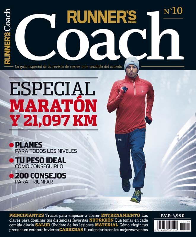 Revista Coach Runner's España número 10