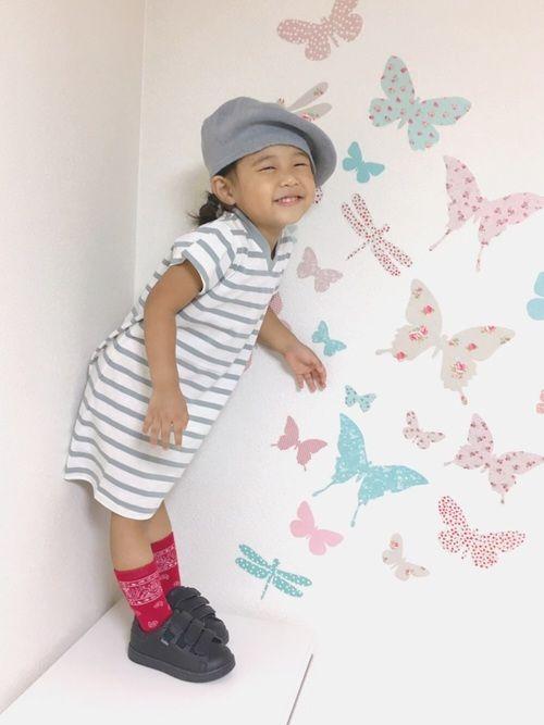 ottiii 5歳 ciaopanic typyのワンピースを使ったコーディネート wear ワンピース ファッションコーディネート ファッション