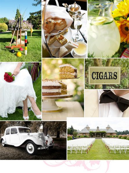 1940 S Inspired Wedding Receptions And Grandpas Als Tell The Story A Reception Was