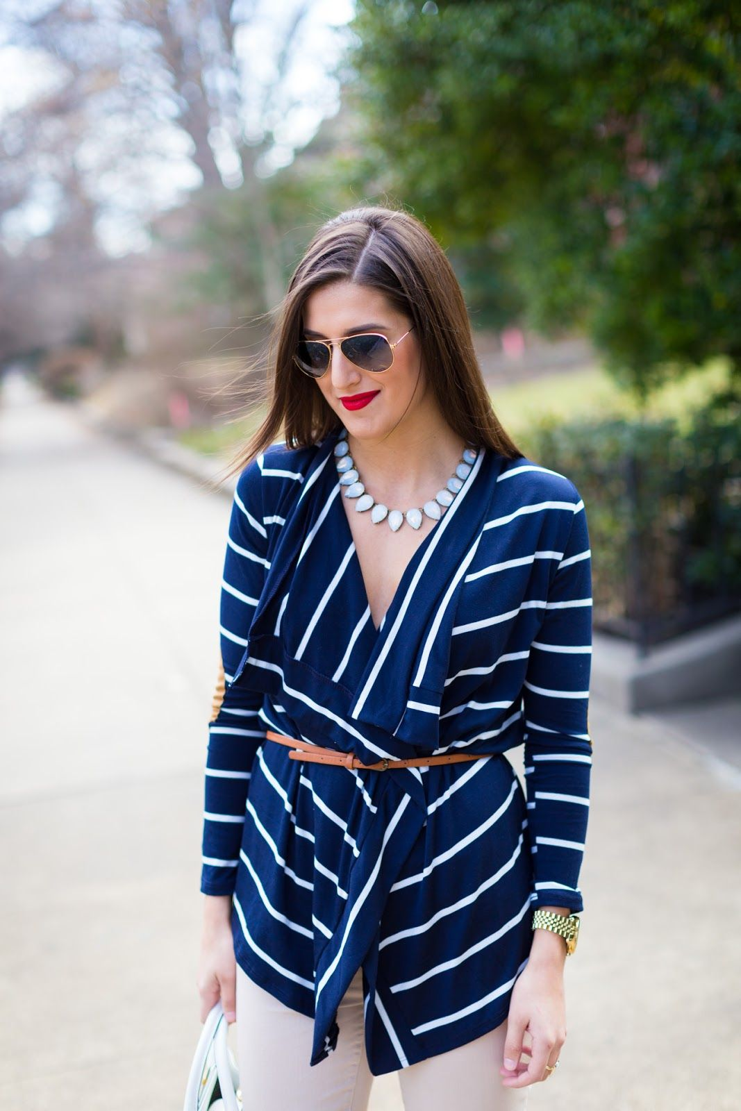 A Southern Drawl: Navy, White, and Neutral