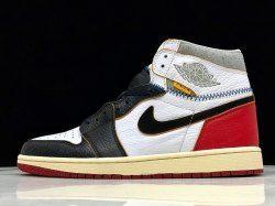 fecc1e8c0cbc Exquisite Air Jordan 1 AJ1 Union GS BV1300-106 Mens Basketball Shoes ...