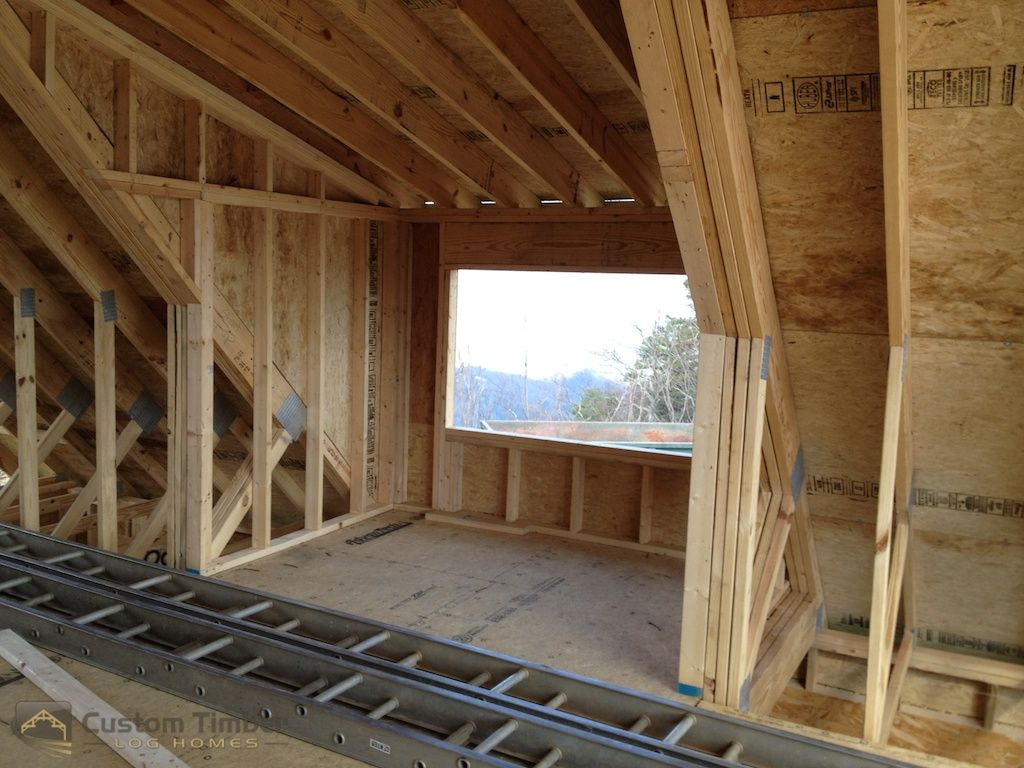 Dormer Attic In 2019 Attic Renovation Attic Rooms