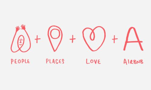 """airbnb introduces """"the bélo"""" 