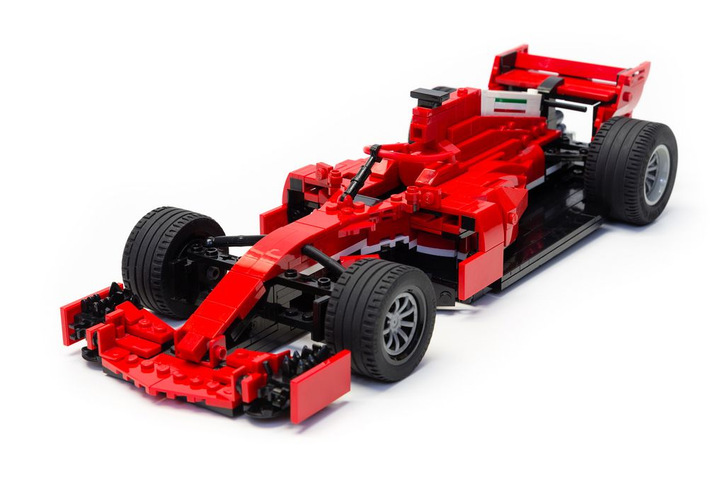 Explore This Photo Album By Noah L On Flickr Lego Cars Lego Ferrari