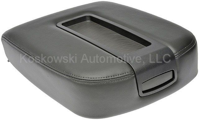 Chevy Silverado Center Console Lid Ebony Gmc Sierra 15217111