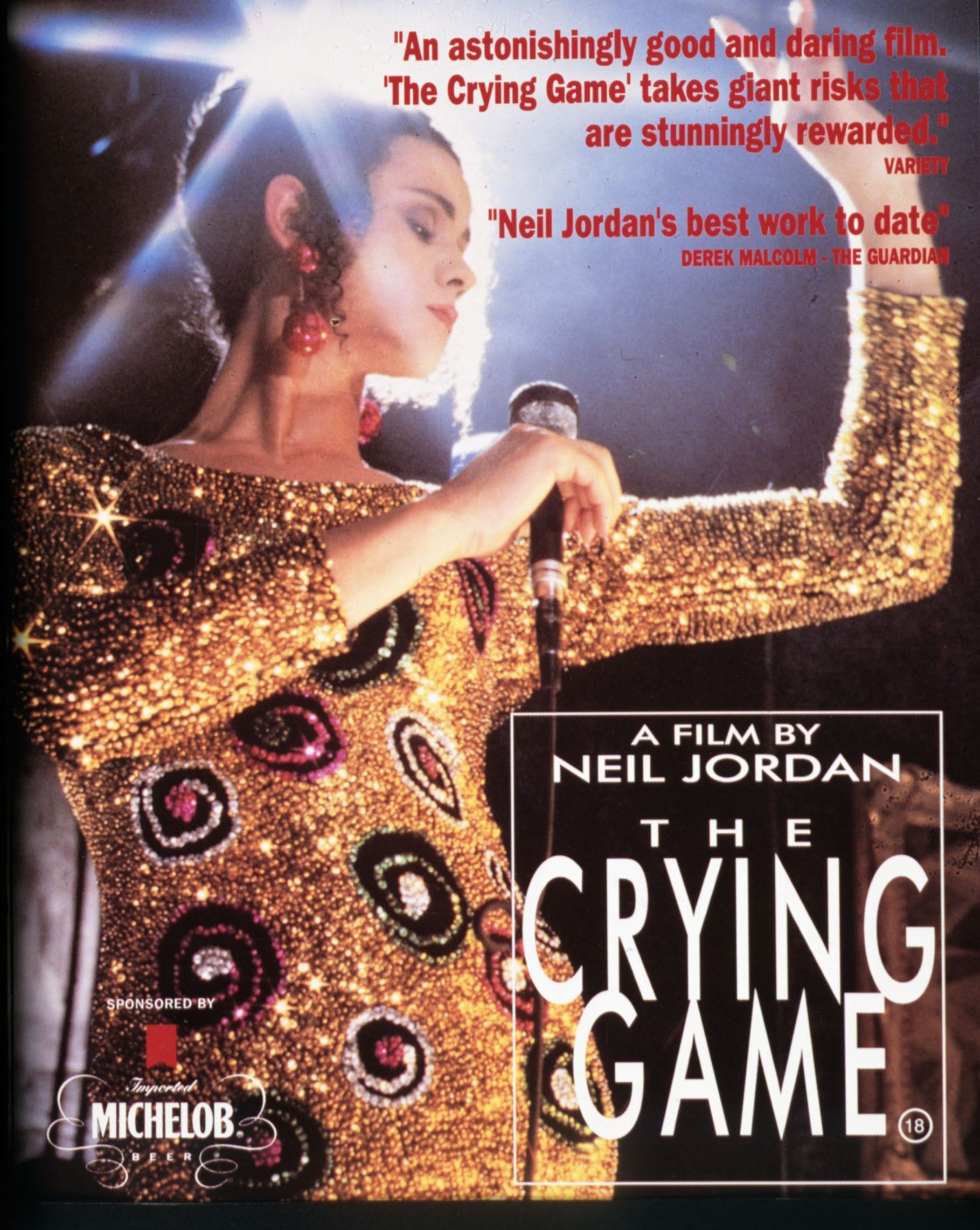 Whatever happened to 'Crying Game' star Jaye Davidson