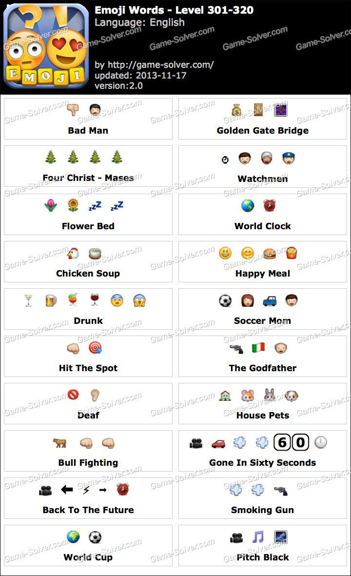 Emoji words level 301 320 emoji express pinterest emoji words emoji words level 301 320 buycottarizona Images