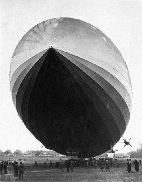 March 4, 1936: First flight of LZ 129 Hindenburg Five years after construction began in 1931, theHindenburgmade its maiden test flight from the Zeppelin dockyards at Friedrichshafen on March 4, 1936, with 87 passengers and crew aboard. Photo: Fox Photo/Getty