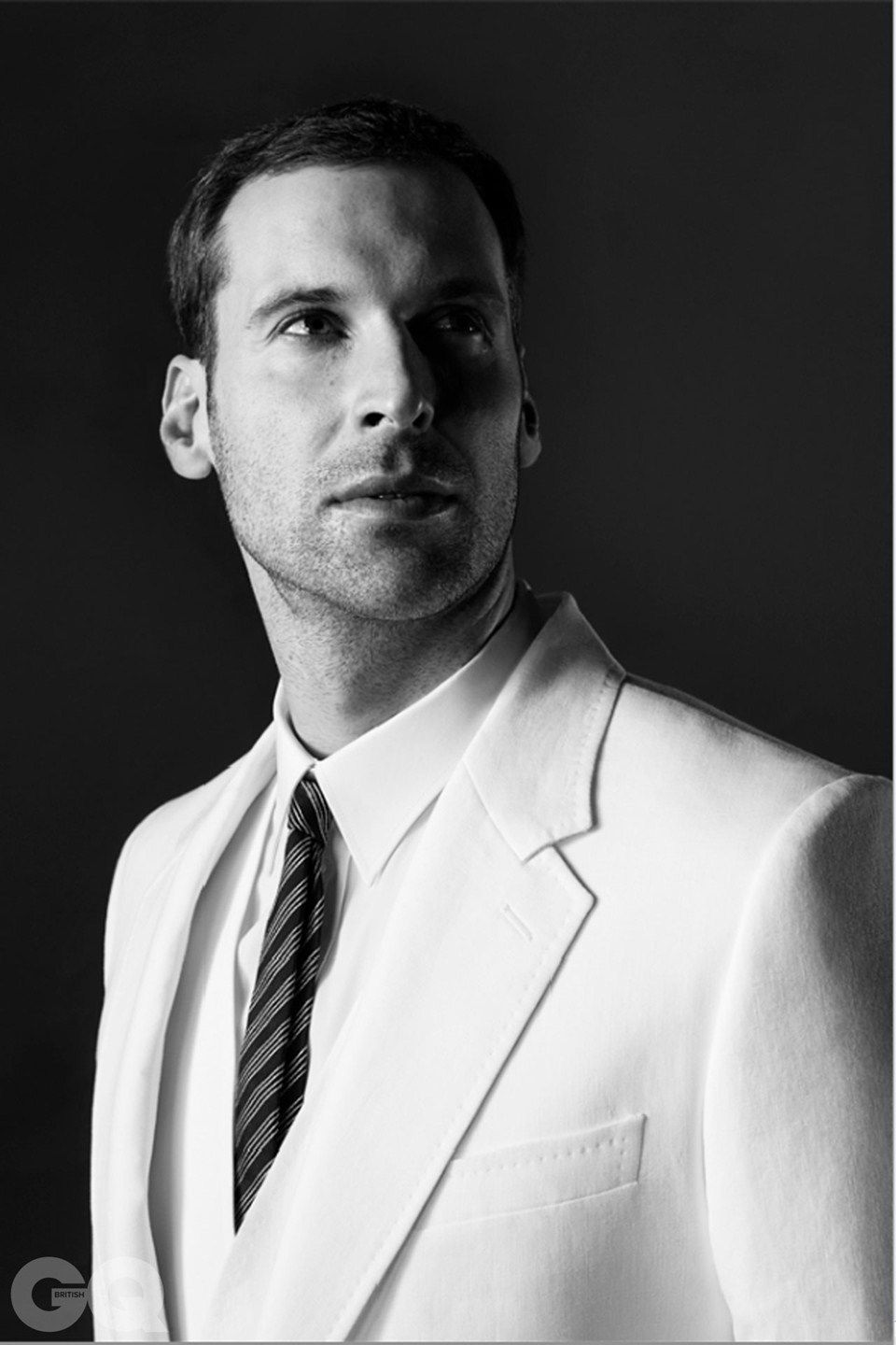 Petr Cech for the GQ magazine