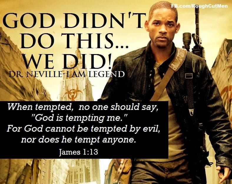 I Am Legend Book Quotes