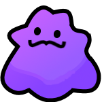 A user on Discord started using my Ditto Art as his profile picture