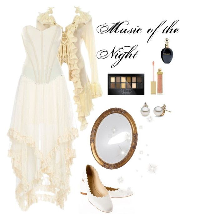 """Christine Daae Dressing Gown: The Music Of The Night-Christine Daae From """"The Phantom Of"""