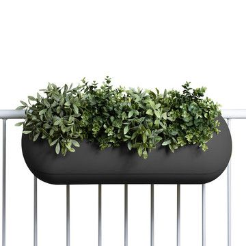 Balconismo Planter Graphite, 110€, now featured on Fab.