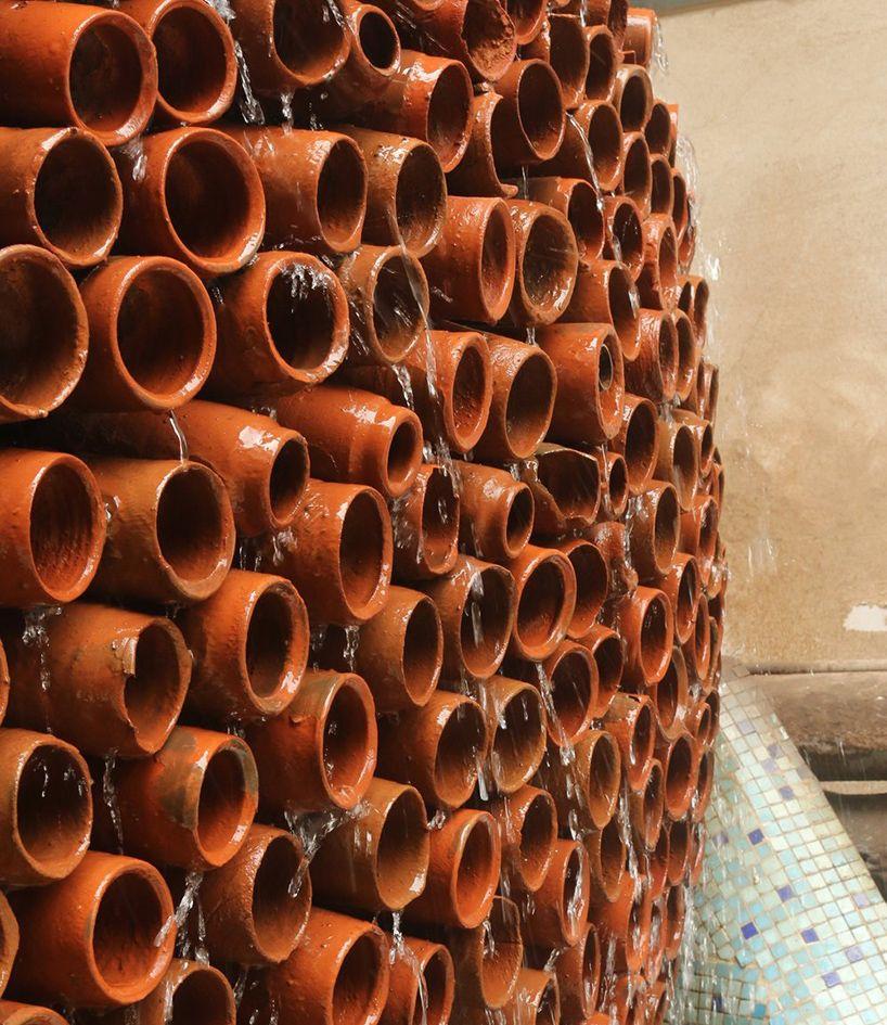 antstudio develops terracotta 'beehive', an alternative