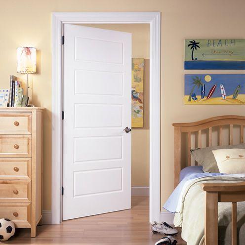 New Riverside 5 Panel Equal Interior Door Home Ideas Pinterest
