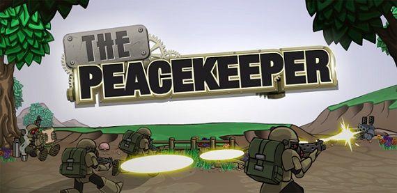 Peacekeeper - это настоящий экшен от Spil Games, который ...