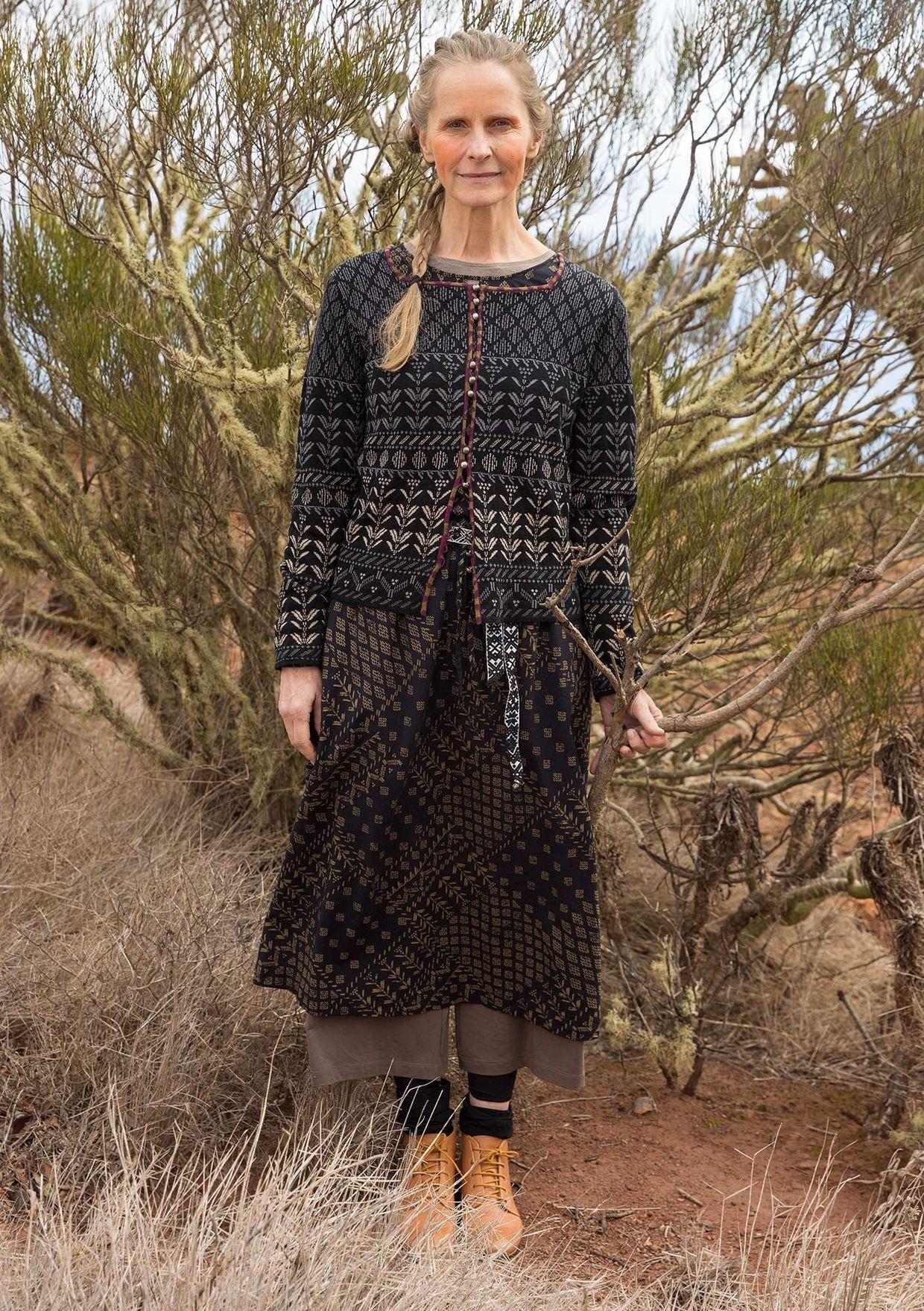 e433ffb61146 Koftor – Gudrun Sjödén | Lagenlook | Fashion, Bohemian style ...