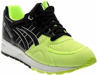 asics gellyte speed casual shoes  yellow  mens