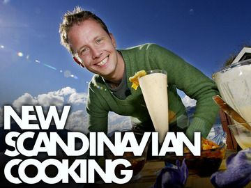 There Are 3 Different Chefs Who Share Their Great Methods On New Scandinavian Cooking But Andreas Viestad Is My Favorite Thank Cooking Chef Scandinavian Chef