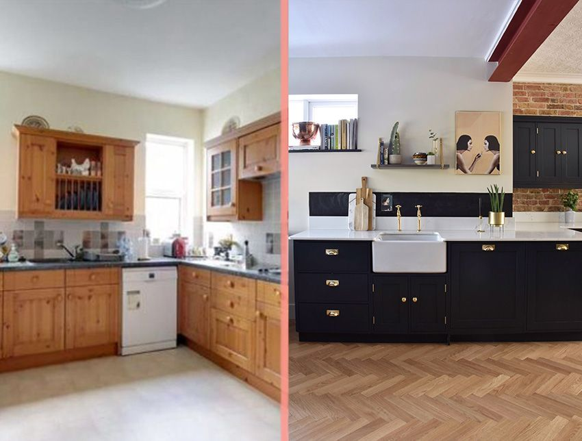 A Total Kitchen Remodel In A One Hundred Year Old Home In Essex