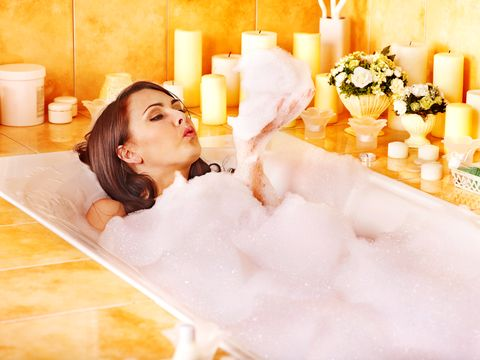 I Hear Exercise Will Kill You: The Best Bath for Winter Skin