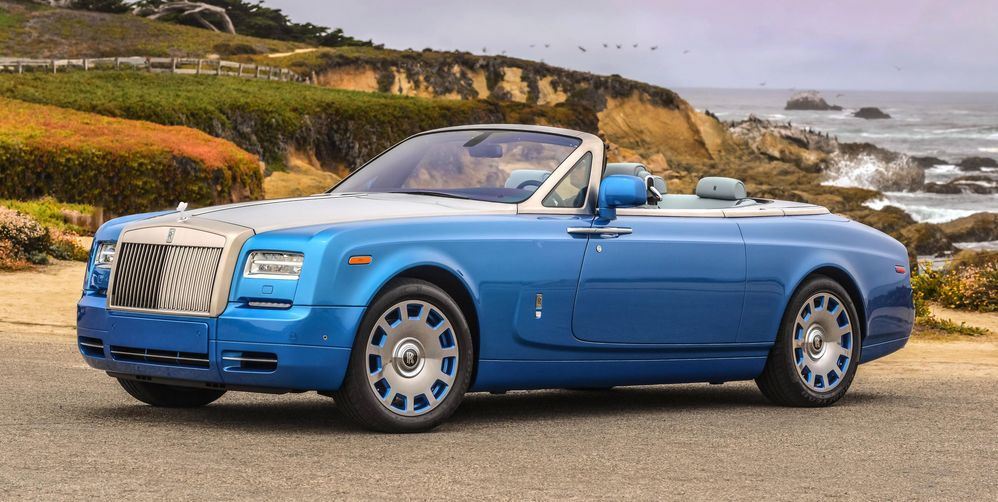 The Top 20 Rolls Royce Models of AllTime Rolls royce