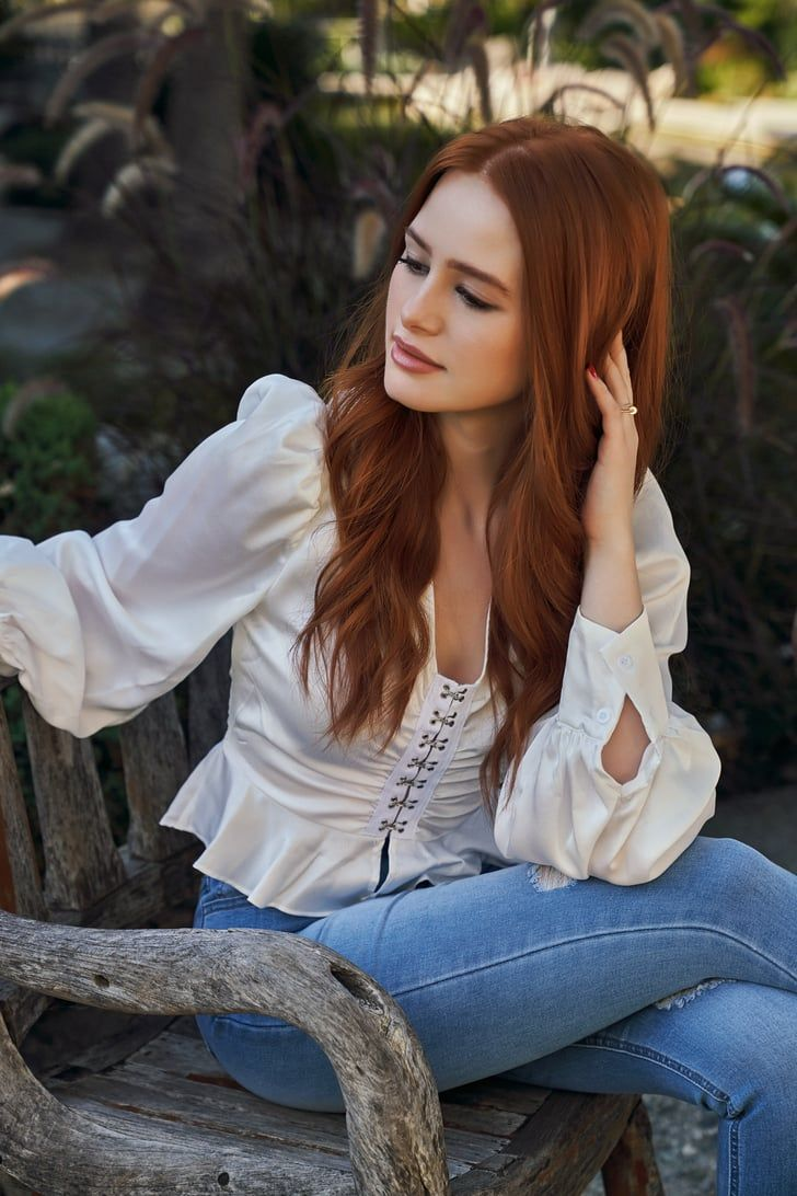 Madelaine Petsch Is the Face of Shein's New Fall C