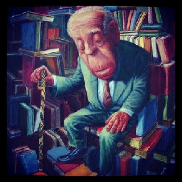 """""""Que otros se jacten de las páginas que han escrito; a mi me enorgullecen las que he leído"""" (Jorge Luis Borges)... hola, hola... :)"""