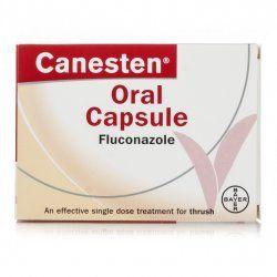 Canesten Oral Fluconazole Capsule Oral Thrush Treatment Capsule