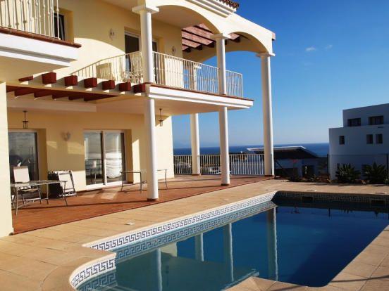 Was 1 6 Million Now 899000 Euros Huge House Alcaidesa Beach Huge Houses House Styles