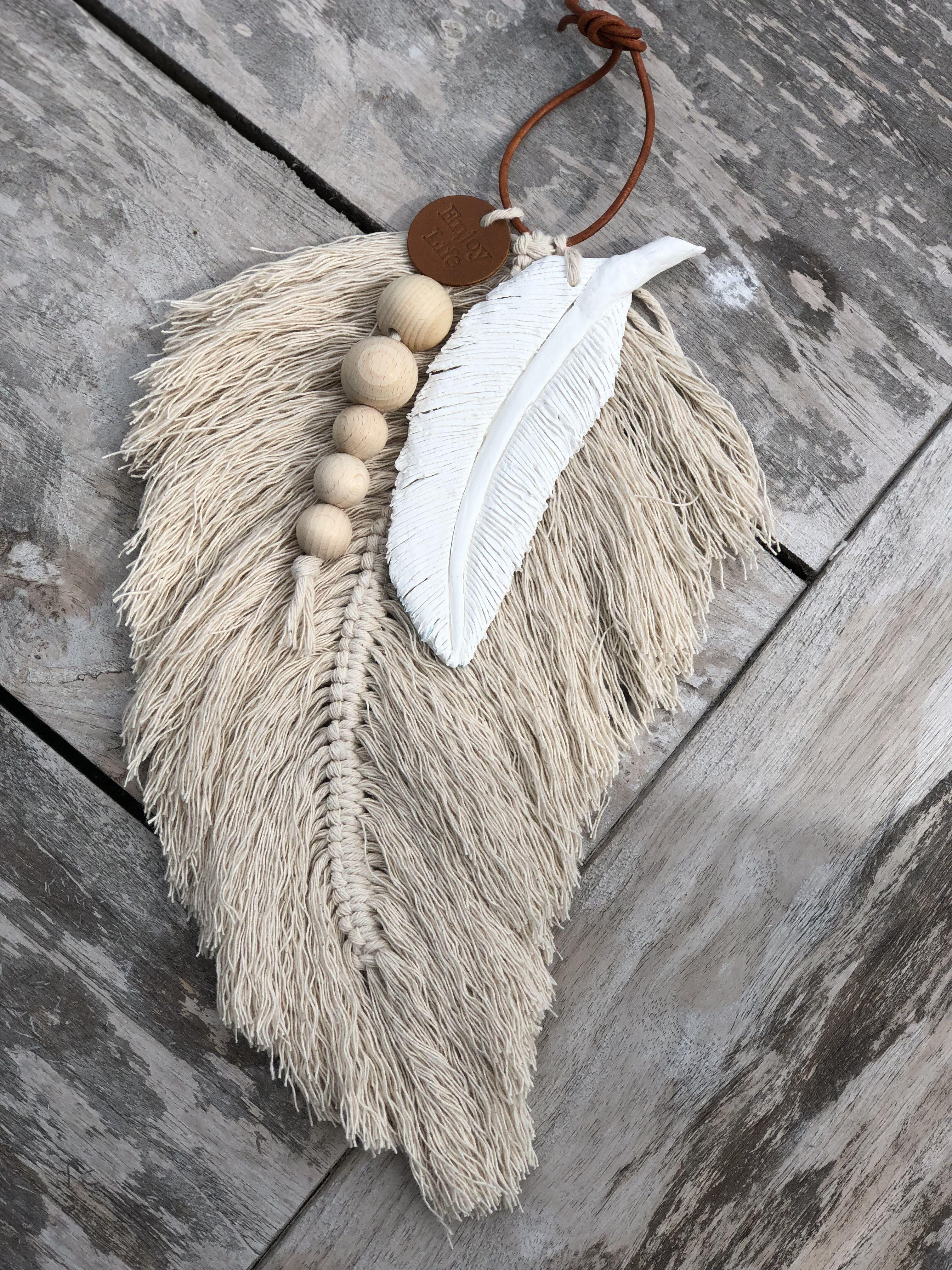 Macrame Feather Tutorial Etsy Artofit