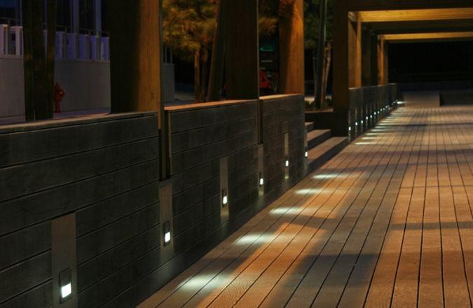 Superior Outdoor Recessed Lighting   Decor IdeasDecor Ideas
