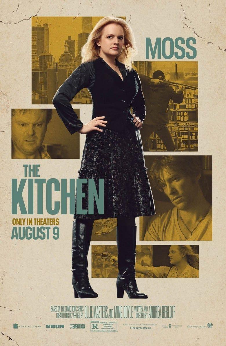 The Kitchen Pelicula Completa En Espanol Latino Hd Movies To Watch Movies Elisabeth Moss