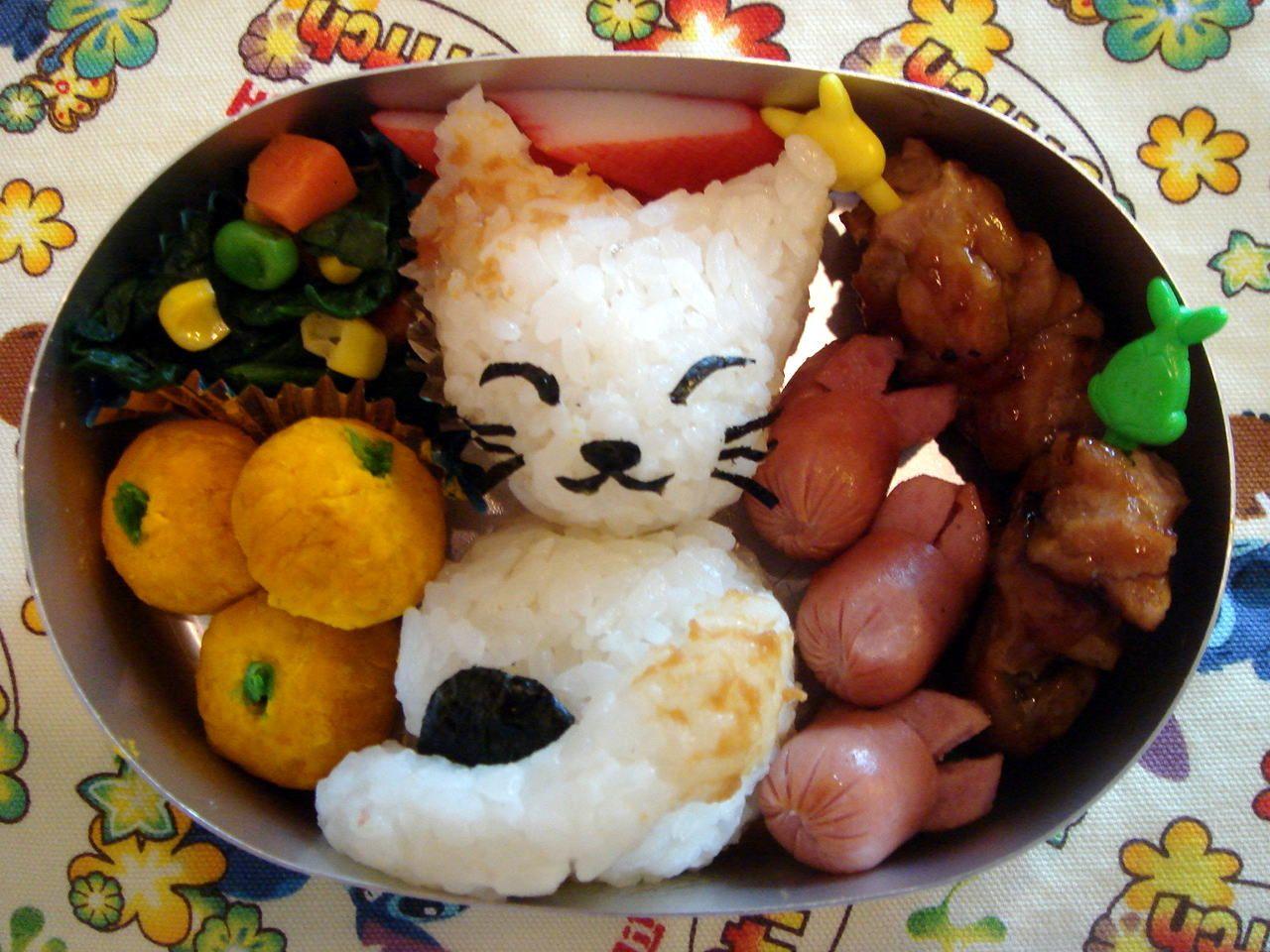 shaaaa bento pinterest nourriture japonaise repas enfant et japonais. Black Bedroom Furniture Sets. Home Design Ideas