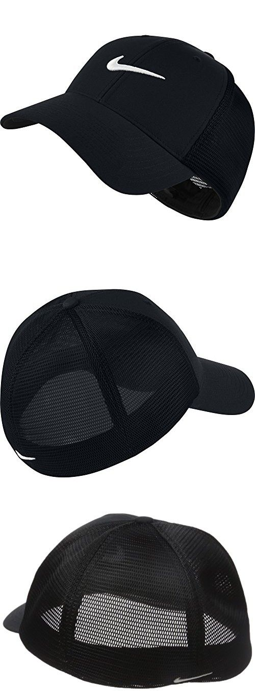 b7ba699c9db ... best price nike unisex legacy 91 tour mesh hat black black white large  4181c be336