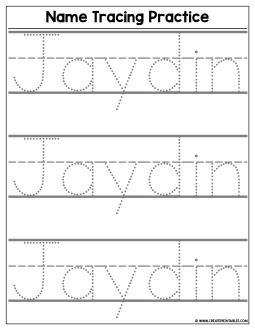 custom name tracing worksheet preview create custom printables worksheets writing name. Black Bedroom Furniture Sets. Home Design Ideas