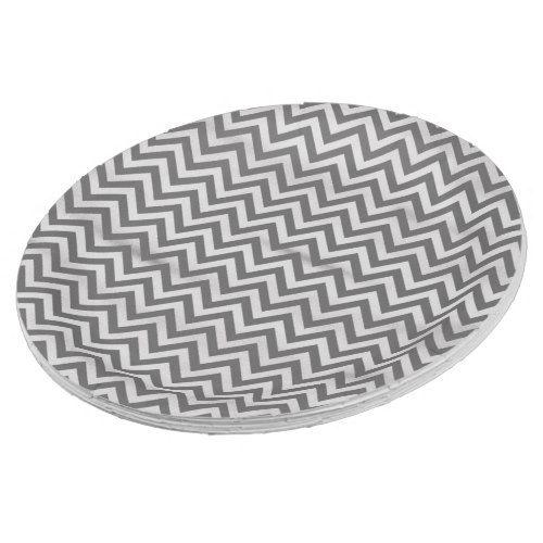 sc 1 st  Pinterest & Chalkboard Zig Zag Paper Plate